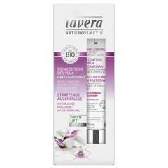 Lavera Augencreme / Augencreme straffend Karanja FD 15 ml