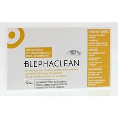 Blephaclean Komprimiert 20 Stück
