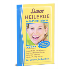 Luvos Heilaarde Gesichtsmaske 15 ml