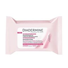 Diadermine Cleansing Tücher feuchtigkeitsspendend 40 Stk