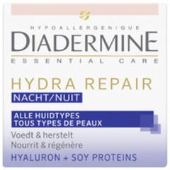 Diadermine Essential Care Hydra Reparatur Nachtcreme? 50 ml