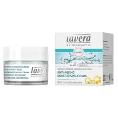 Lavera Basic Sensitiv Feuchtigkeitscreme Q10 50 ml