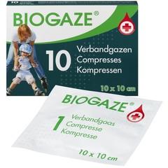 Biogaze Biogaze 10 x 10 cm 10 Stk