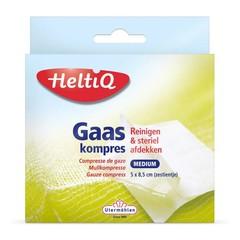 Heltiq Gaze Kompresse 8,5 x 5 cm 16 16 Stck