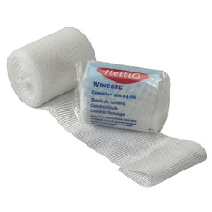 Heltiq Cambric Verband 4 mx 4 cm 1 Stck