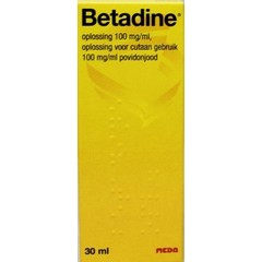 Betadine Betadin Jodlösung 30 ml