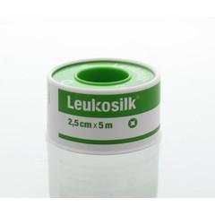 Leukosilk Leukosilk 5 mx 2,50 cm 1 Stck