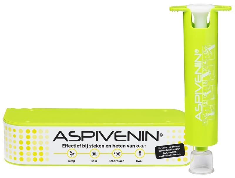 Aspivenin Aspivenin Saugpumpe 1 Stck 1 Stck