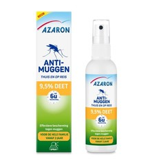 Azaron Anti Moskito 9,5% Deet Spray 100 ml