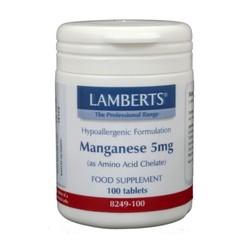 Lamberts Mangan (Mangan) 4 mg 100 Tabletten