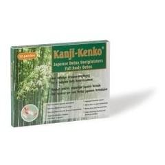 Kanjikenko Pflaster 1 Woche Kur (Kanji-Kenko) 12 Stück