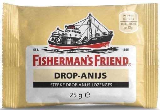 Fishermansfriend Fishermansfriend Starker Lakritzanis 25 Gramm 25 Gramm
