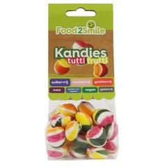 Food2Smile Kandies tutti frutti 100 Gramm