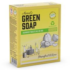 Marcel's GR Soap Marcel's GR Soap Dishwasher Tablette Grapefruit & Limette 480 Gramm