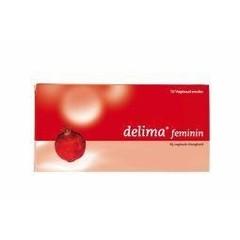 Pekana Delima feminin ovule 10 Stk