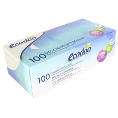 Ecodoo Tissue Box 100 Stk