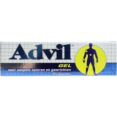 Advil Advil Gel 60 Gramm