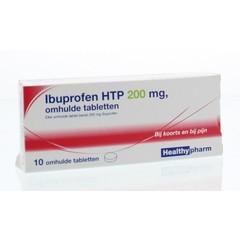 Healthypharm Ibuprofen 200 mg Blister 10 Tabletten