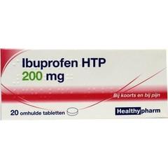 Healthypharm Ibuprofen 200 mg 20 Tabletten