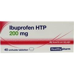 Healthypharm Ibuprofen 200 mg 40 Tabletten
