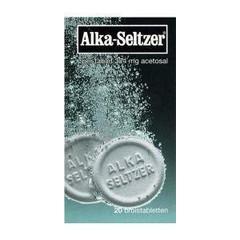 Alka Seltzer Alka Seltzer 20 Brausetabletten