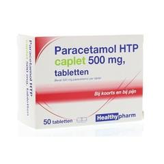 Healthypharm Paracetamol Caplet 500 50 Stk