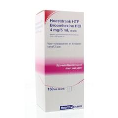 Healthypharm Hustengetränk Bromhexin HCI 4 mg / 5 ml 150 ml
