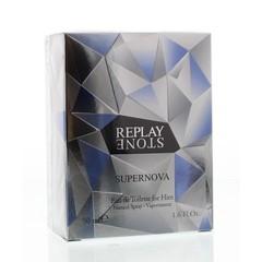 Replay Stone Supernova für ihn Eau de Toilette 50 ml