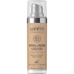 Lavera Liquid Foundation Hyaluron 03 30 ml