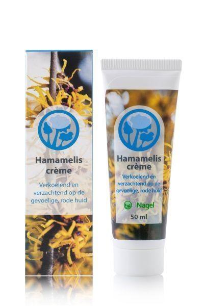Nagel Nagel Hamamelis Creme 50 ml 50 ml