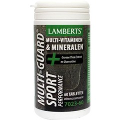 Lamberts Multi-Guard Sport 60 Tabletten