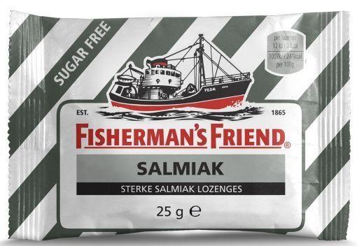 Fishermansfriend Fishermansfriend Salmiak zuckerfrei 25 Gramm 25 Gramm