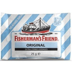 Fishermansfriend Original extra stark zuckerfrei 25 Gramm