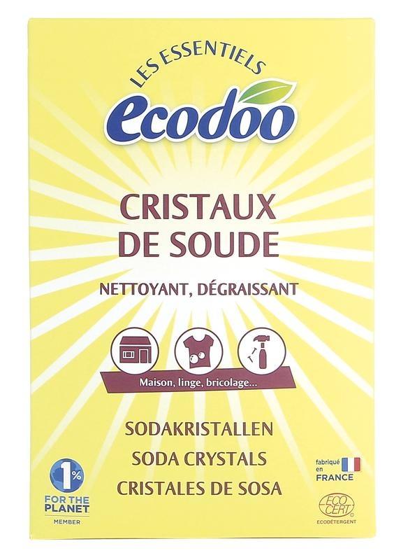 Ecodoo Ecodoo Soda Kristalle Bio 500 Gramm 500 Gramm