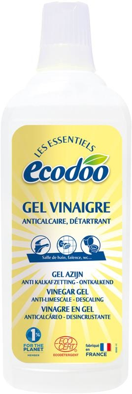 Ecodoo Ecodoo Gel Essig Entkalkung - Kalkablagerung 750 ml 750 ml