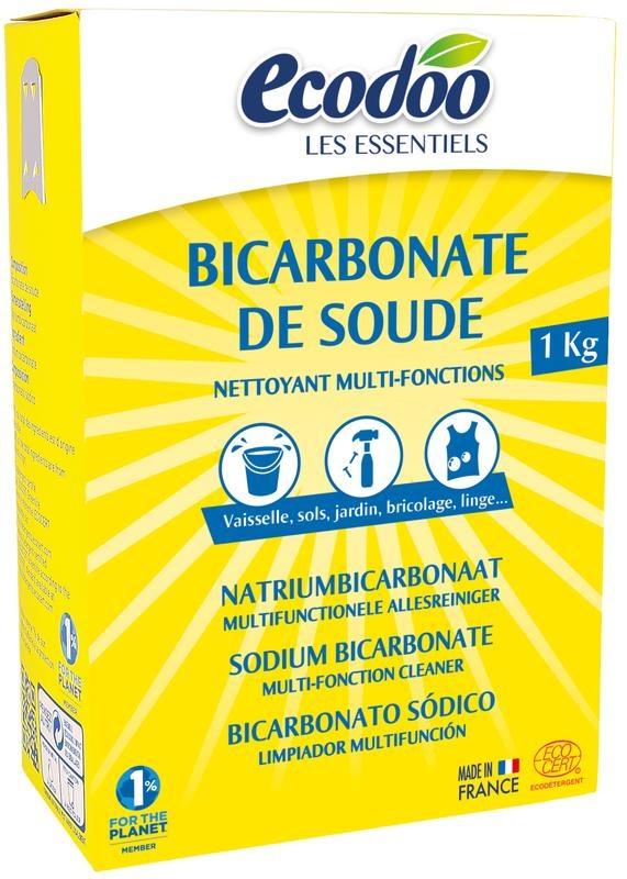 Ecodoo Ecodoo Backpulver Natriumbicarbonat 1 Kilogramm 1 Kilogramm