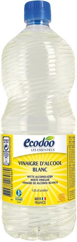 Ecodoo Ecodoo Weißer Alkoholessig 1 Liter 1 Liter