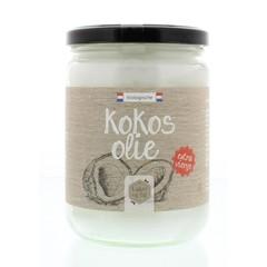 Label Of Oil Öletikett Kokosöl extra vergine Bio 500 ml