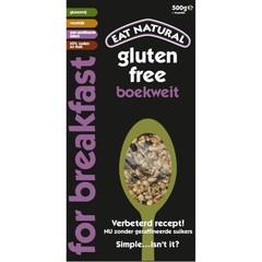 Eat Natural Breakfast Buchweizen glutenfrei 500 Gramm