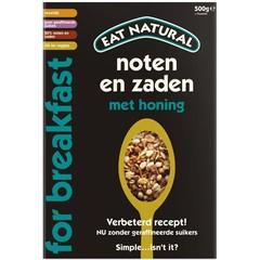 Eat Natural Breakfast Nüsse und Samen 500 Gramm