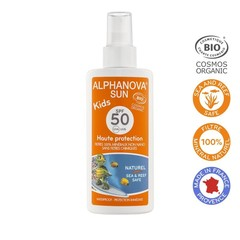 Alphanova Sun Sun Vegan Spray SPF50 Kinder Bio 125 ml