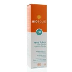 Biosolis Sonnenspray SPF30 100 ml