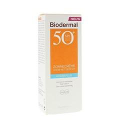 Biodermal Sonnencreme Gesicht Hydraplus SPF50 50 ml