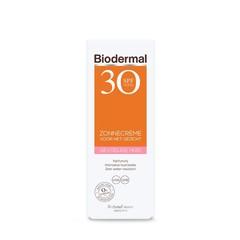 Biodermal Sonnencreme Gesicht SPF30 empfindliche Haut 50 ml