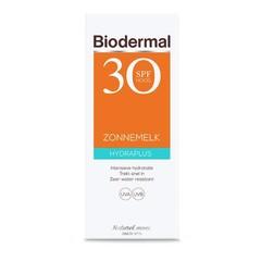 Biodermal Sonnenmilch Hydraplus SPF30 200 ml
