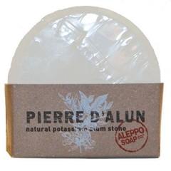 Aleppo Soap Co Alaun Stein 100 Gramm