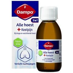 Dampo Alle Husten + Halsschmerzen 150 ml