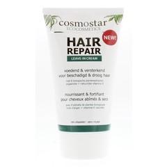 Cosmostar Haarreparatur in Creme 125 ml einwirken lassen