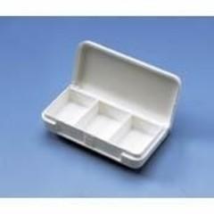 Medidaily Medikamentendosierbox 3 Fächer 5 Stück