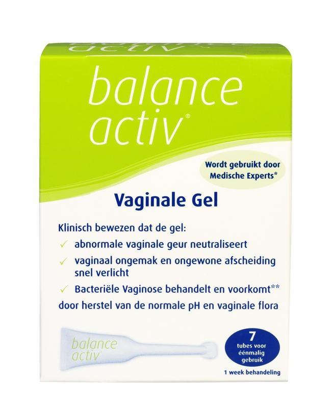 Balance Active Balance Active Balance Aktivgel 5 ml 7 Ampullen 7 Ampullen